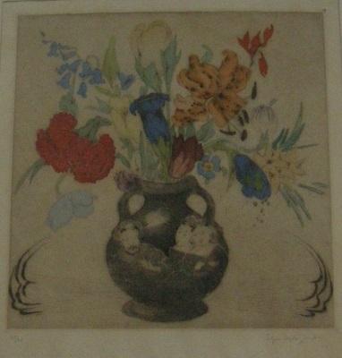 Elyse Lord etching