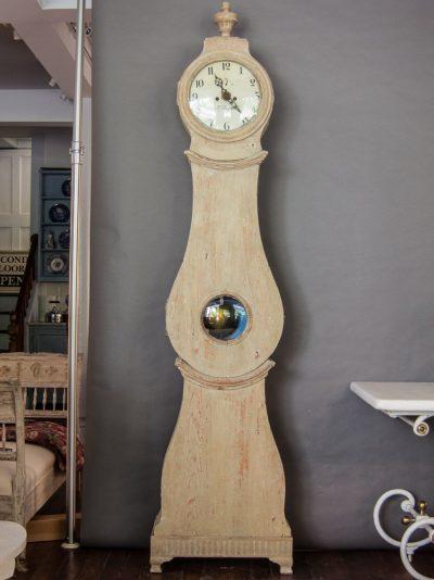 Swedish Tall Case Clock