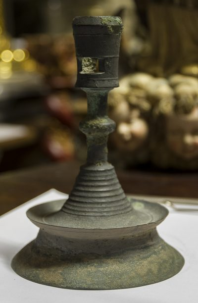 Gothic Candlestick