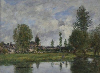 Eugène Louis Boudin (1824 - 1898)