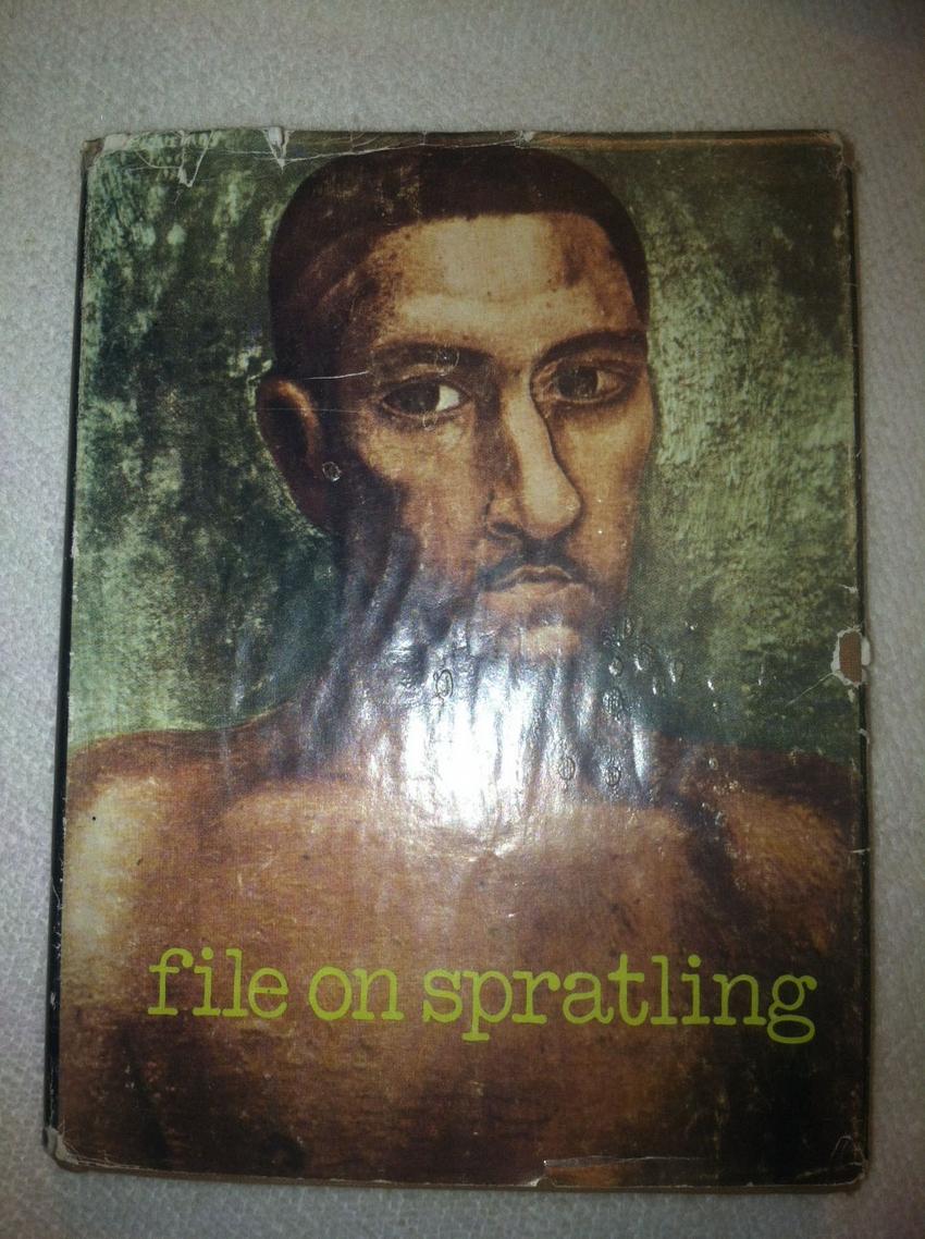 FILE ON SPRATLING the William Spratling autobiography