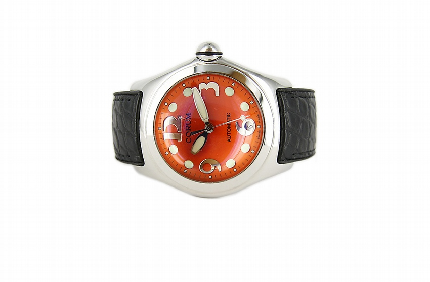 Stainless Steel Men's Corum Bubble Watch