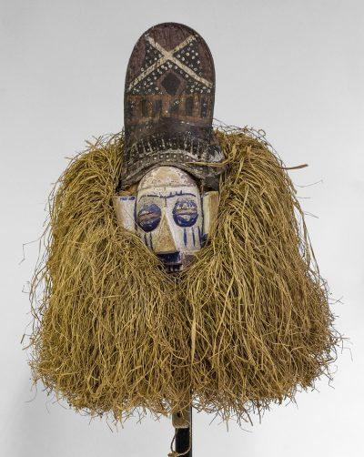 Three Yaka Masks