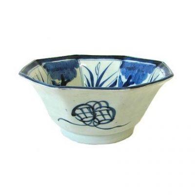 Japanese 17th/18th C Arita Porcelain Bowl