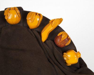 Eric de Kolb sculpture purse