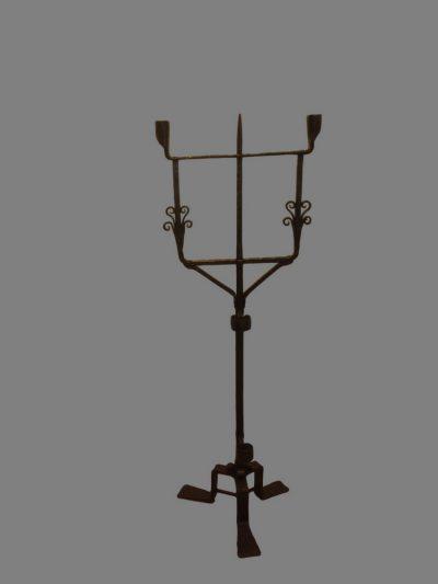 18th century candleholder
