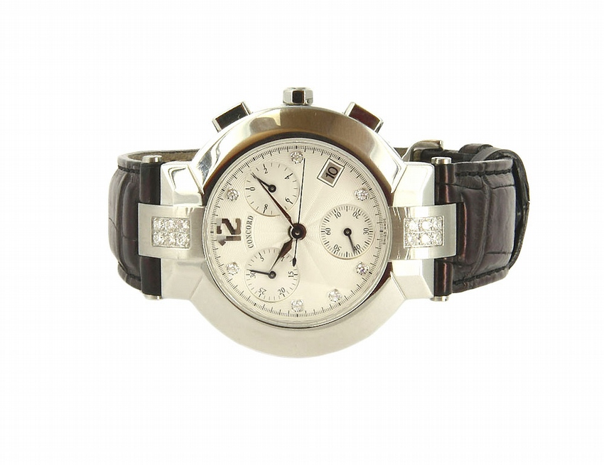 Stainless Steel Concord La Scala Watch