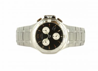 Stainless Steel Concord Saratoga Watch