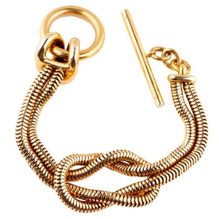 Gucci Gold Bracelet