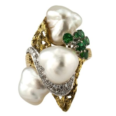 Vintage Biwa Pearl