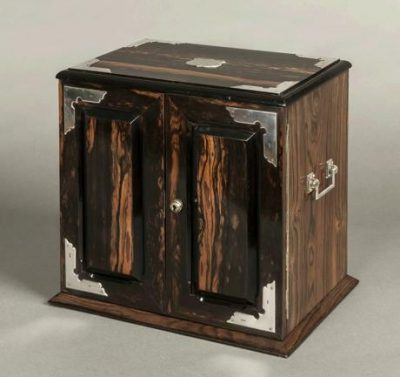 A Very Fine Smokers Compendium Cabinet
