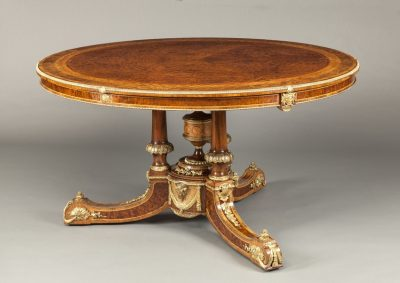An Exhibition Quality Centre Table By Holland & Sons