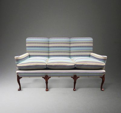 A Three Seater Settee in the Early Georgian Manner