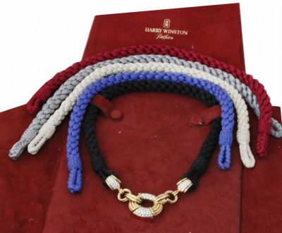 Harry Winston Interchangable Necklace