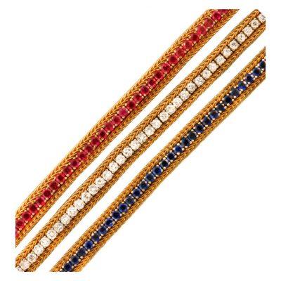 Period Set of Stackable Bracelets