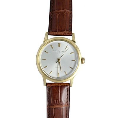 Audemars Piguet Yellow Gold Automatic Wristwatch circa 1950s