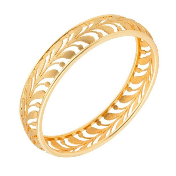 Tiffany & Co. Paloma Picasso Gold Bangle Bracelet