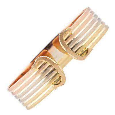 Cartier Tricolor Gold Bracelet