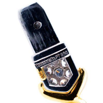 Tiffany & Co. Diamond Link Bracelet