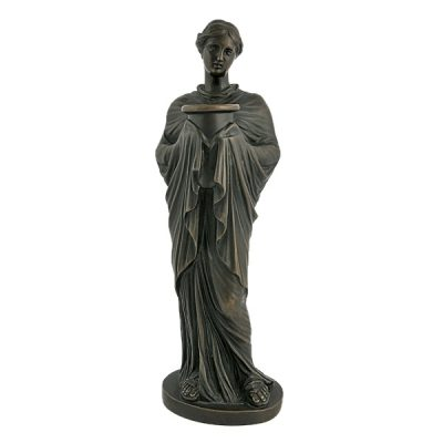 Bronze Classical Style Female Figure C 1890