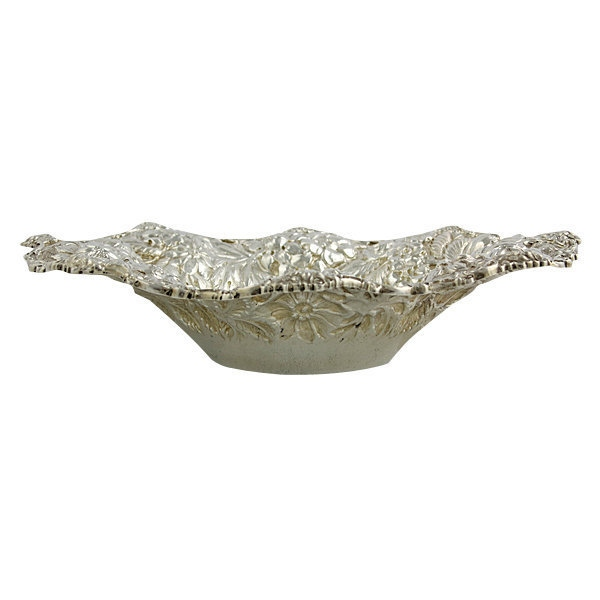 Stieff Sterling Silver Repousse Bowl