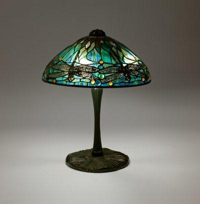 Tiffany Studios Dragonfly Table Lamp