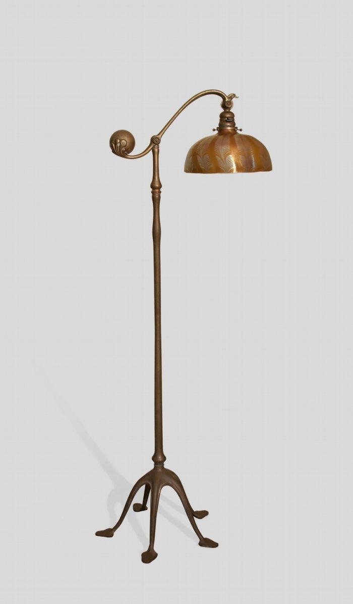 Tiffany Studios Balance Weight Floor Lamp