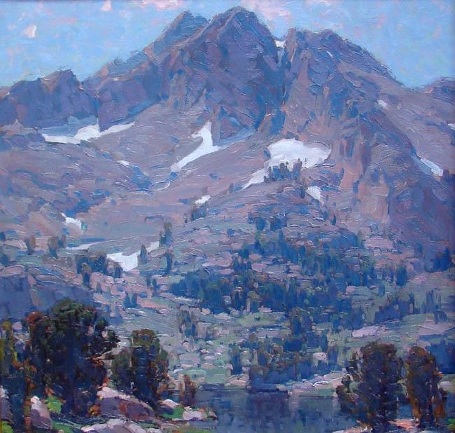 Sierra Lake by Edgar Payne