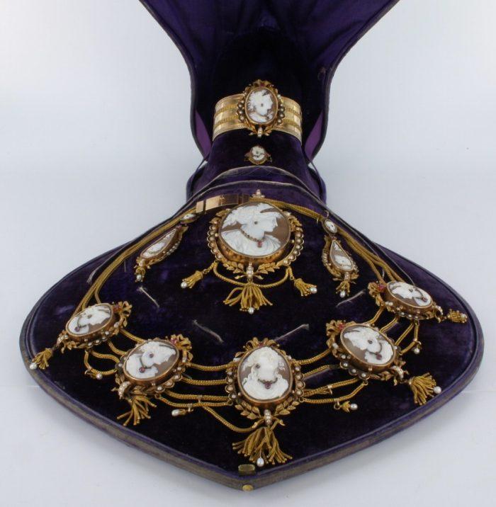 Jewelry Suite:6 pc.