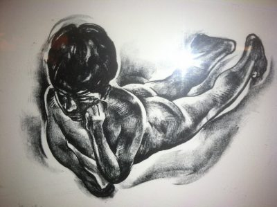 William SPRATLING Limited Edition First Series Signed Litho Boy