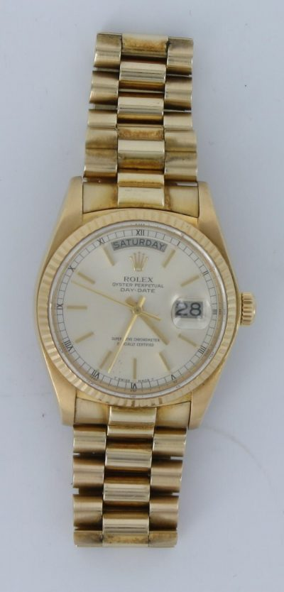 Rolex Presidential Watch