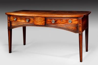A superb George III Serving Table of excellent color and surface.