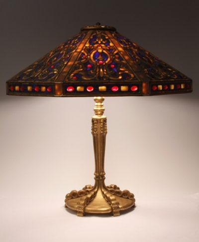 Tiffany Studios Elizabethan Lamp