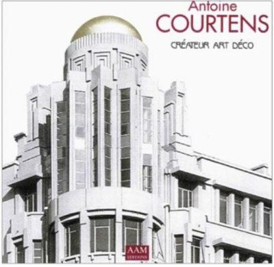 Antoine Courtens. Createur Art Deco.