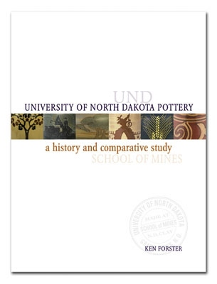 UND Pottery - a History and Comparative Study of the Art Pottery made at the University of North Dakota.