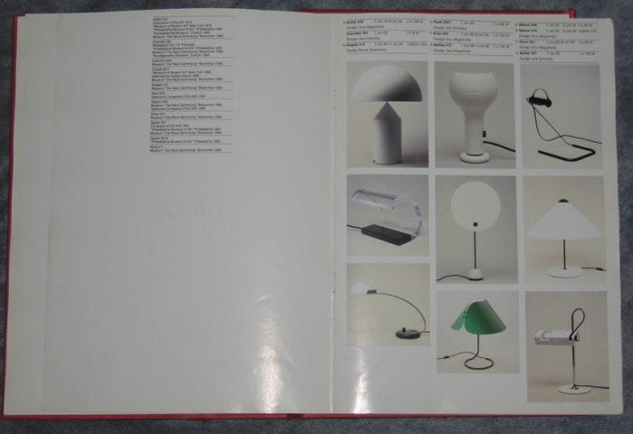 Oluce. Designers - Titl Agnoli