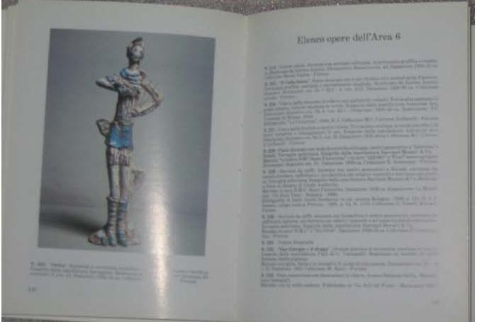 Mostra della Ceramica Italiana 1920 - 1940.