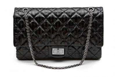 Chanel Black Tuxedo 2.55 Reissue