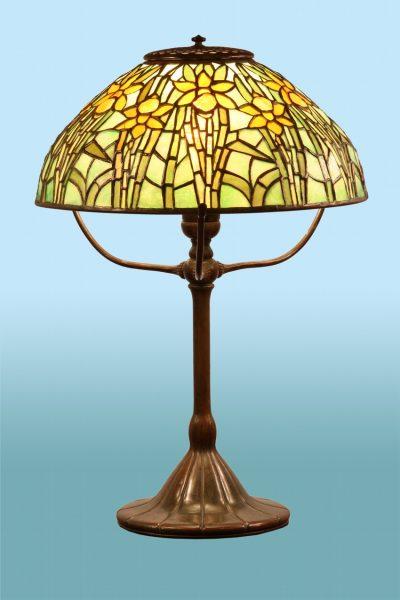 'Tiffany Daffodil' Table Lamp