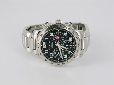 Stainless Steel Mens Chopard Mille Miglia