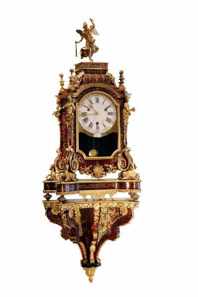 'Boulle' Bracket Clock