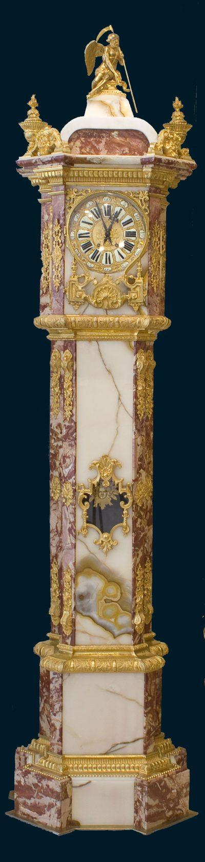 Napoleon III Longcase Clock