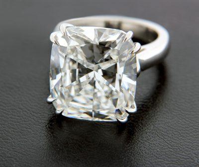 19C Cushion Cut Diamond