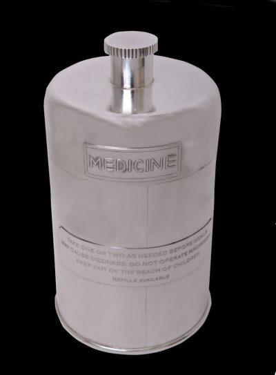 Medicine Bottle Cocktail Shaker