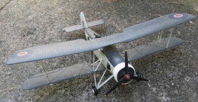 "Fairey ""Swordfish"" Model c1930's"