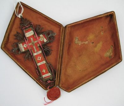 5 Relics of the Christ's Passion
