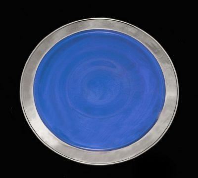Sterling Silver Dinner Plate