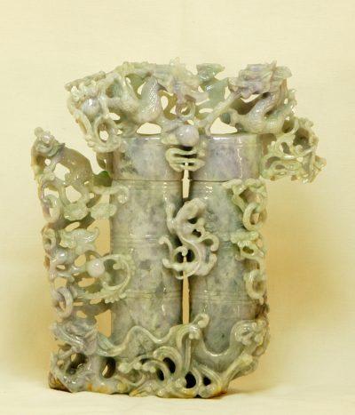 Jadeite Vase