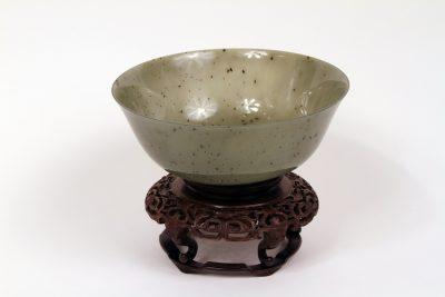 Pair of Jade Bowls