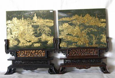 Jade Plaques